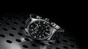 Alpina logró aplicar la extrema precisión, fiabilidad, resistencia y legibilidad instantánea –requeridas en la aviación militar– en cada uno de los cuatro modelos que conforman esta colección.