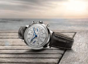 El diseño deportivo y elegante del Capeland 10006, es una promesa de evasión, el vínculo tranquilizador entre el hombre y sus sueños.
