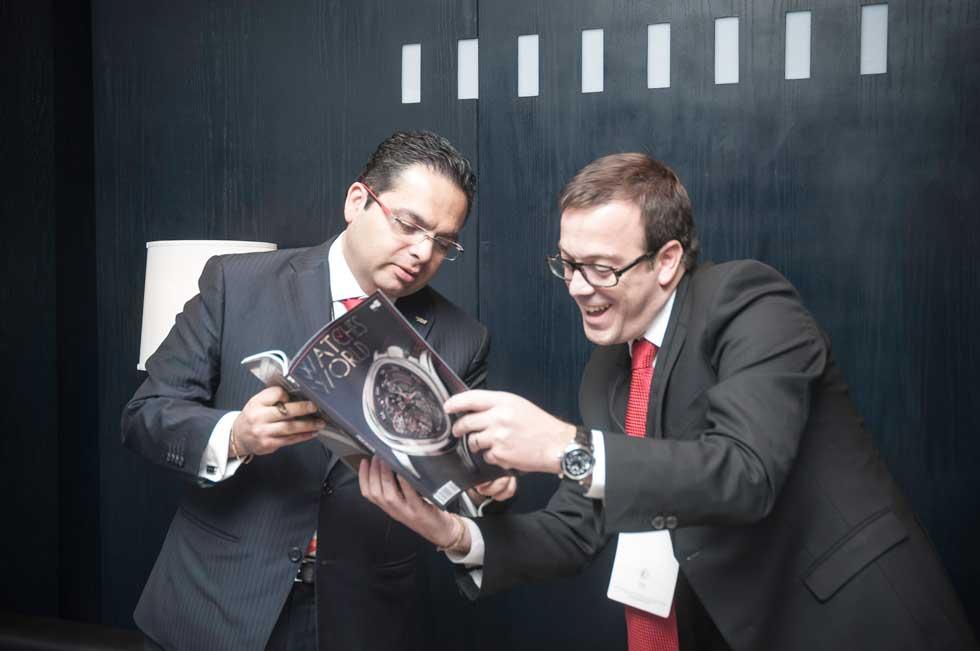 Bartomeu Gomila y Guillermo Lira comparten un momento inolvidable