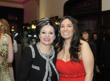 Blanca Plaza, CEO de Watches World, junto a Laura Velarde, de Montblanc