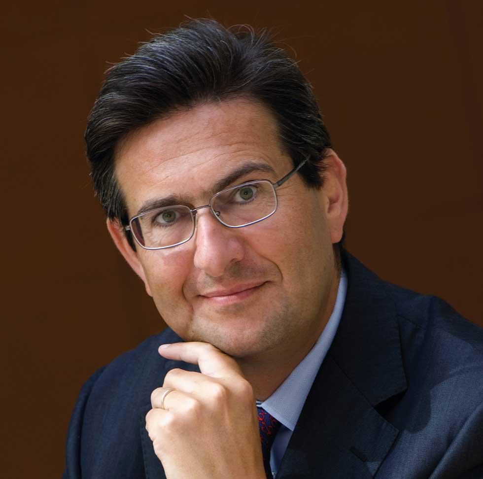 Luc Perramond, CEO de La Montre Hermès