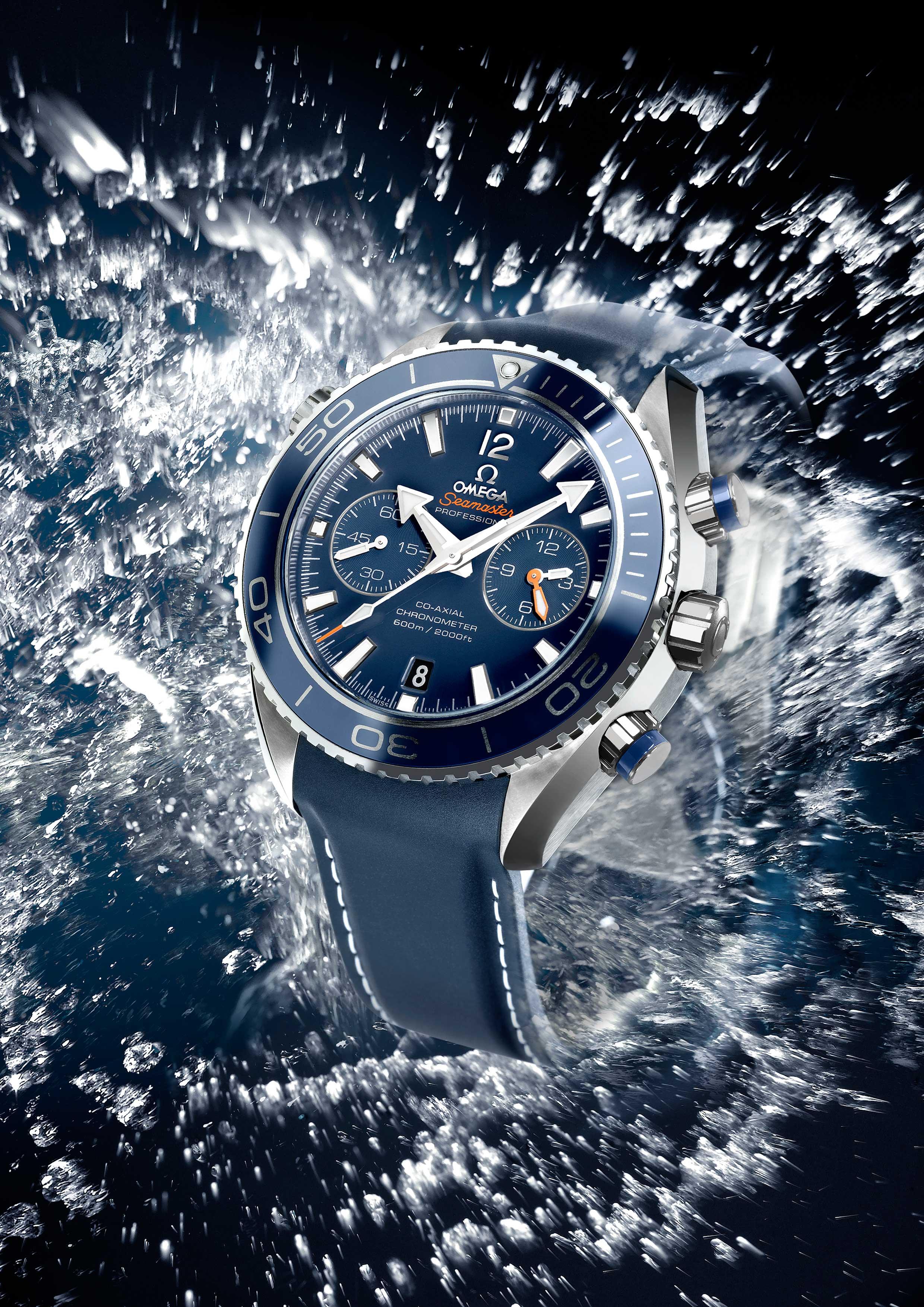 Seamaster Planet Ocean Liquidmetal