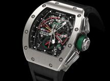Reloj automático RM 11-01 Roberto Mancini Cronógrafo Flyback.