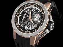 Reloj Toourbillon RM 58-01 Hora Universal Jean Todt, edición limitada.