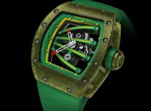 Reloj Toourbillon RM-59-01 Yohan Blake.