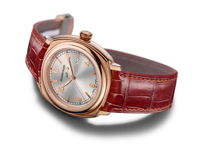Heredera de la tradición relojera y de un savoir-faire relojero histórico. Es la colección 1681 de JEANRICHARD. Sus relojes laten al ritmo del calibre manufactura JR1000, concebido, desarrollado y fabricado en los talleres de la marca.