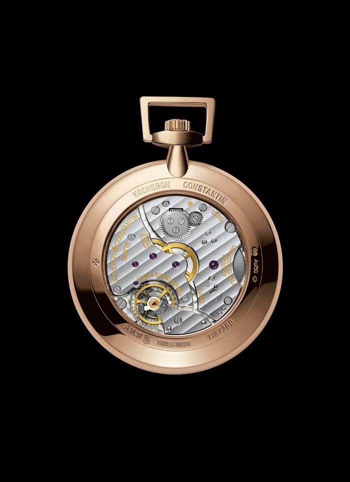 Patrimony Contemporain Pocket Watch