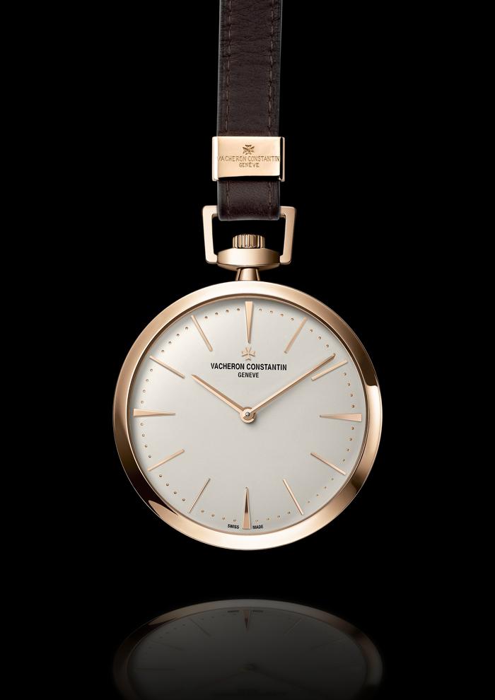 Patrimony Contemporaine Pocket Watch