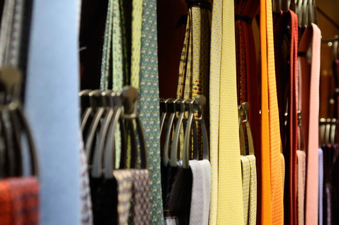 "Hermès Zona Maco 2013 ""8 ties"""