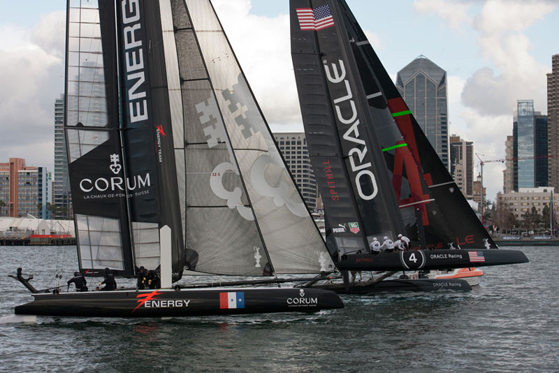 America´s Cup / Energy Team