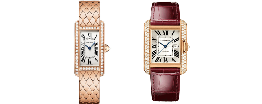 Composicion Tanks cartier