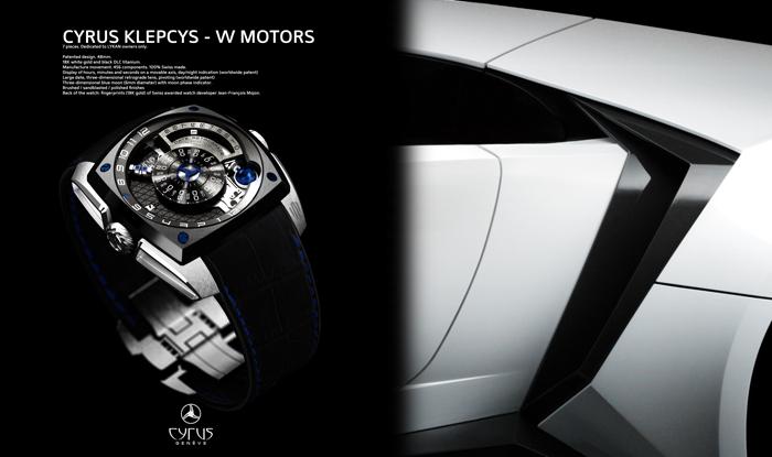 Cyrus Klepcys & W Motors