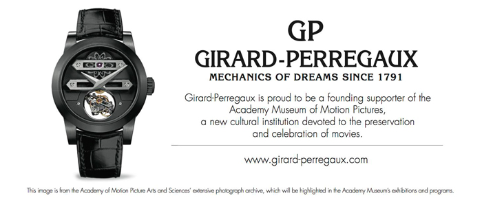 Girard-Perregaux The Academy of Motion Pictures