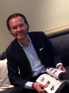 Jorn Werdelin ya es lector de Watches World