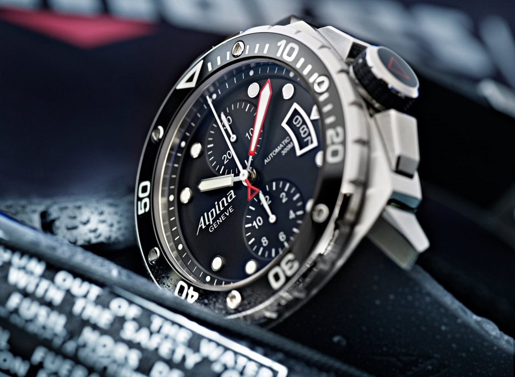 Extreme Diver Chronograph Automatic.