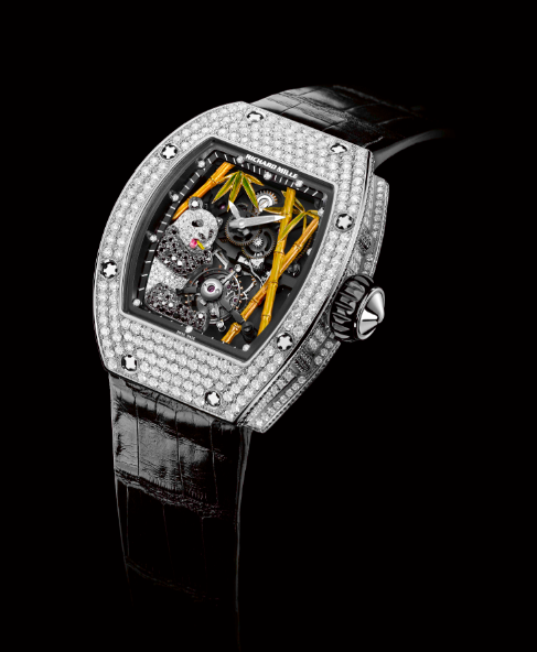 RIchard Mille Tourbillon RM 26-01 Panda.