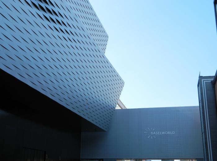 La próxima edición de Baselworld se llevará a cabo del 27 de marzo al 3 de abril de 2014.