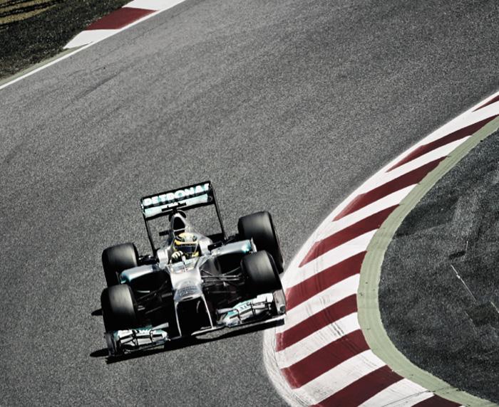 IWC Schaffhausen / Mercedes AMG Petronas Formula One Team