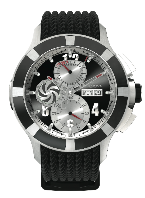 Charriol Gran Celtica Automatic Chrono.