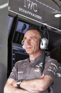 """""""Estoy convencido de que todo aquello que en la vida cotidiana resulta ser funcionalmente bueno y útil, suele ser estético de todas formas"""": Bob Bell, Director Técnico de Mercedes AMG Petronas Formula One Team."""
