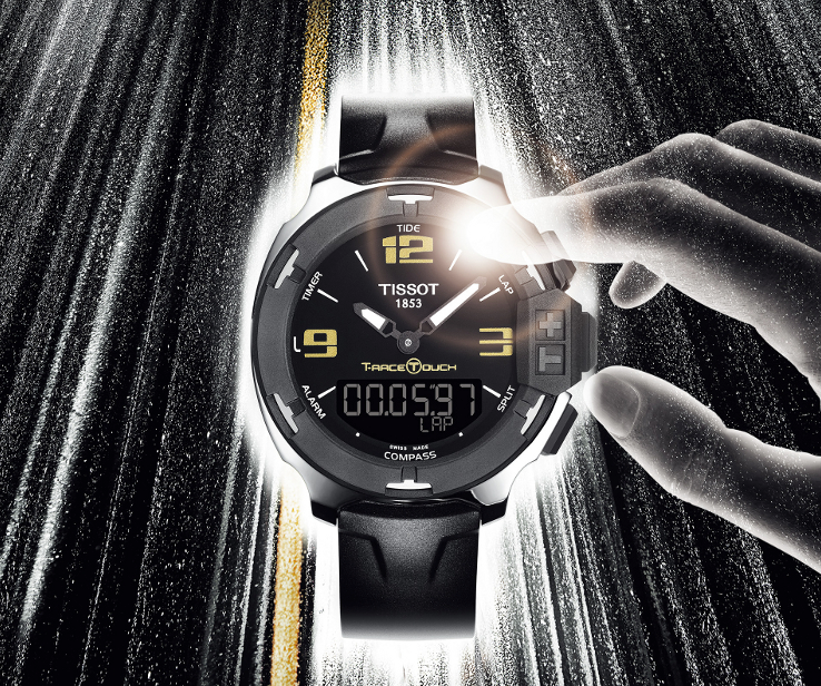 Tissot TRace Touch