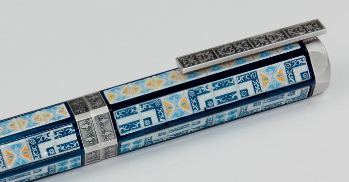 """VISCONTI Edición Especial """"La Casa de los Azulejos""""."""