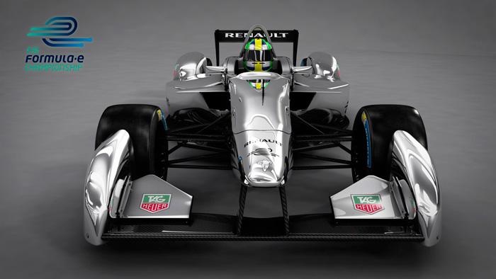 TAG Heuer Partnership FIA Formula E Championship