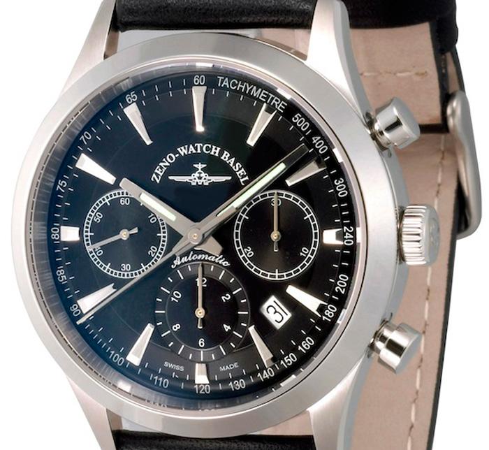Zeno-Watch Basel, Gentleman Chronograph