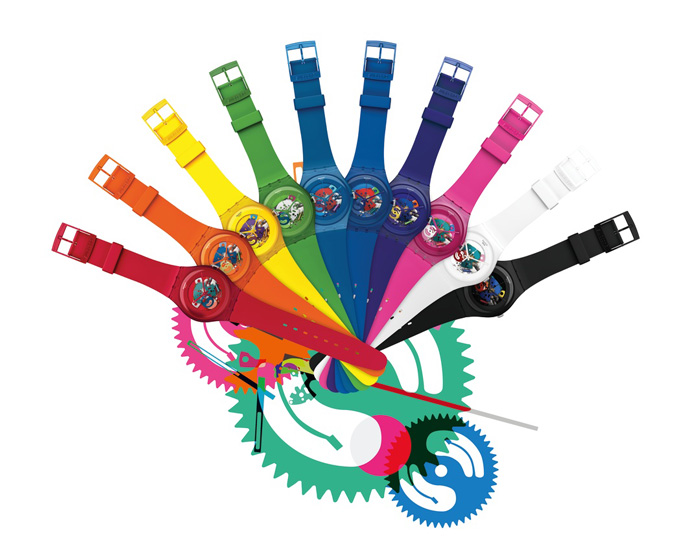 "Swatch – ""Second Watch"""