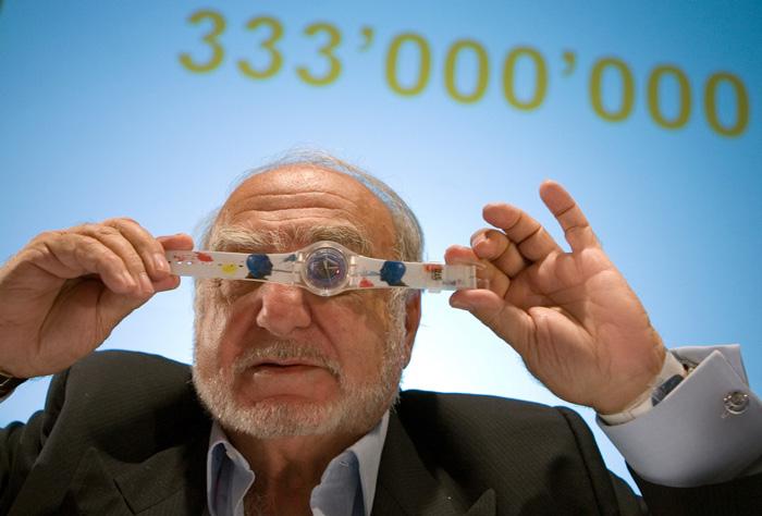 Nicolas George Hayek (1928 - 2010)
