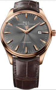 Ball Watches Trainmaster 120-4