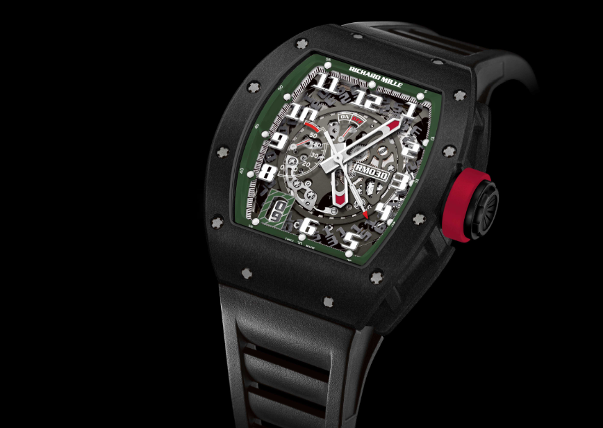 Richard Mille RM 030 Mexico feature