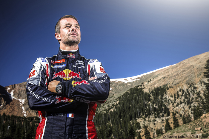 Sébastien Loeb by Flavien Duhamel.