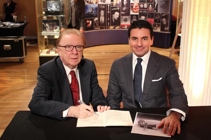 Dr. Richard Restak y Giuseppe Aquila