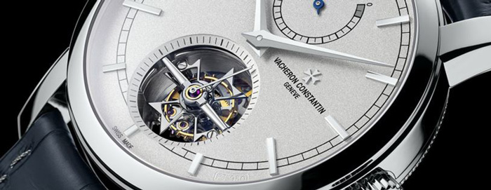 Patrimony Traditionnelle Tourbillon 14 Days Collection Excellence Platine