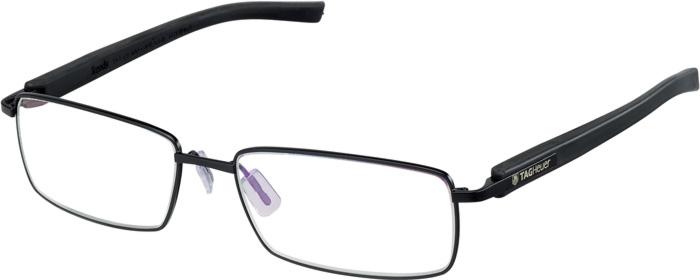 Rimmed Trends Rubber de TAG Heuer Avant-Garde Eyewear.
