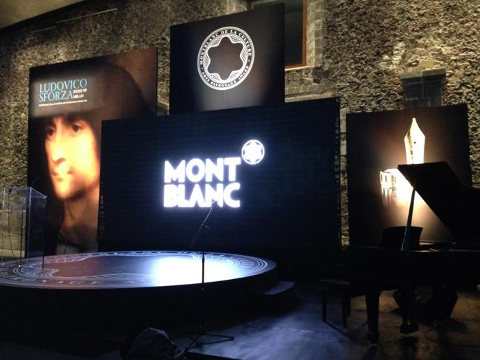 Montblanc de la Culture Arts Patronage Award