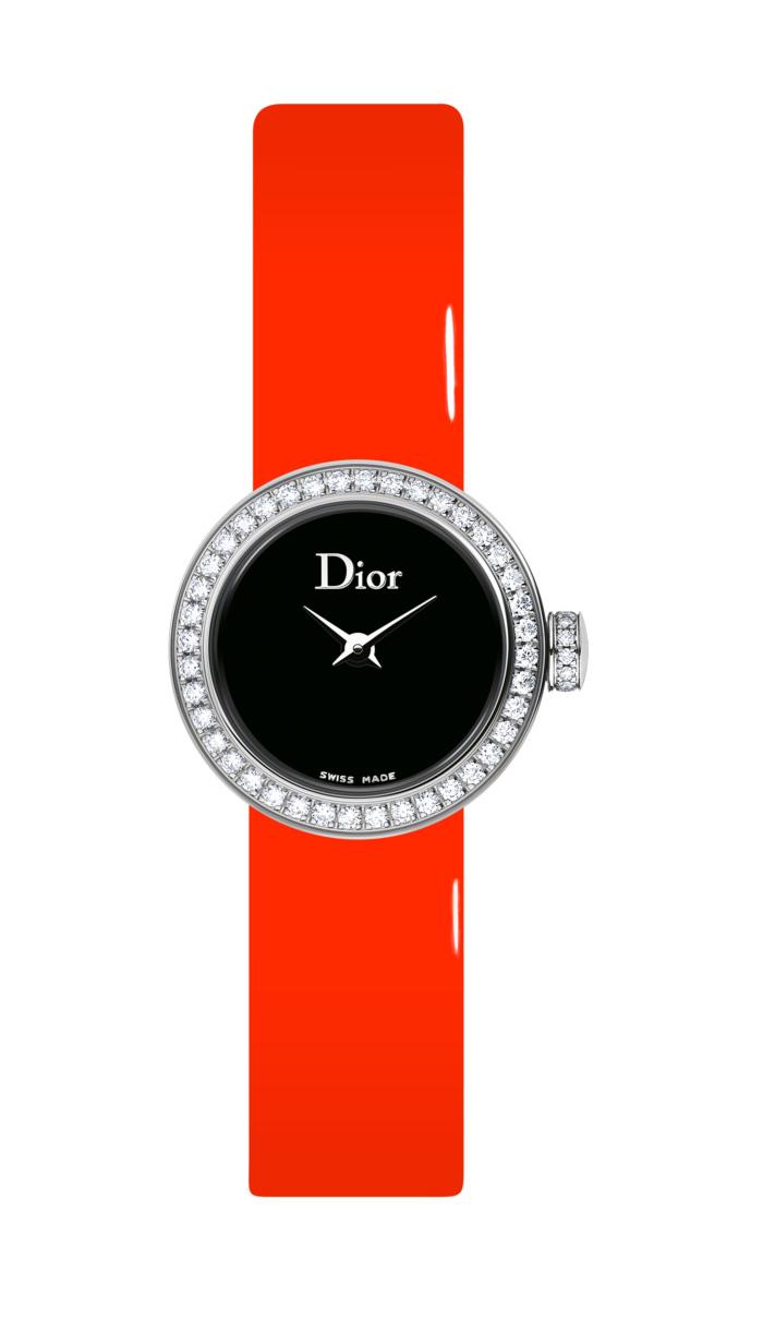 """Mini D Dior Fluor Orange: """"Un reflejo del universo lúdico y poético de Victoire de Castellane"""""""