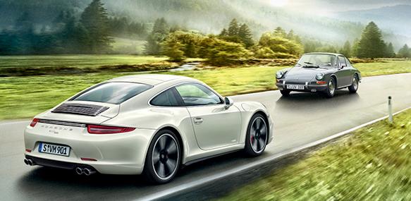 Porsche 911 Edición 50 Aniversario.