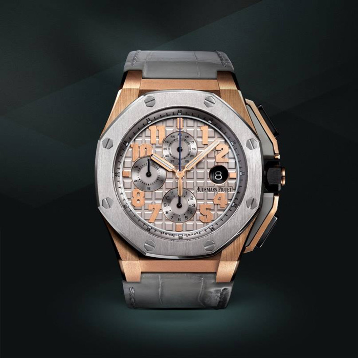 The Royal Oak Offshore Chronograph
