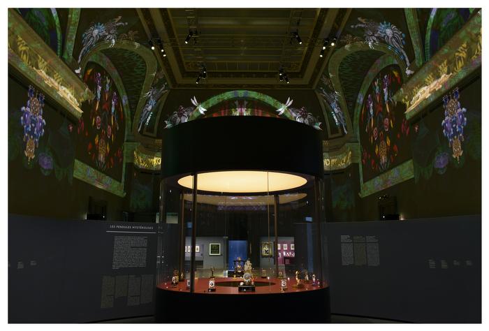 Exposición de Cartier en el Grand Palais à Paris © Cartier.
