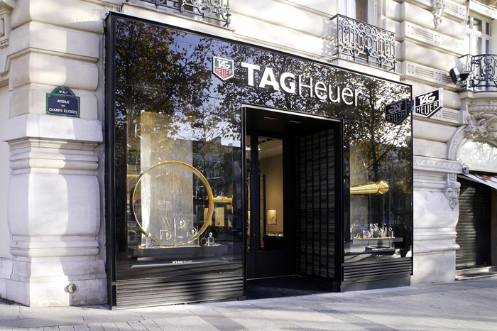 TAG Heuer Boutique CHAMPS ELYSEES