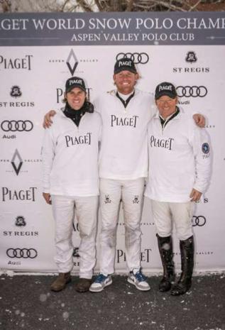 PIAGET WORLD SNOW POLO CHAMPIONSHIP