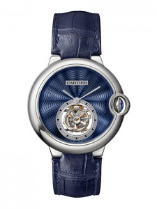 Ballon Blue de Cartier 39mm Flying tourbillon