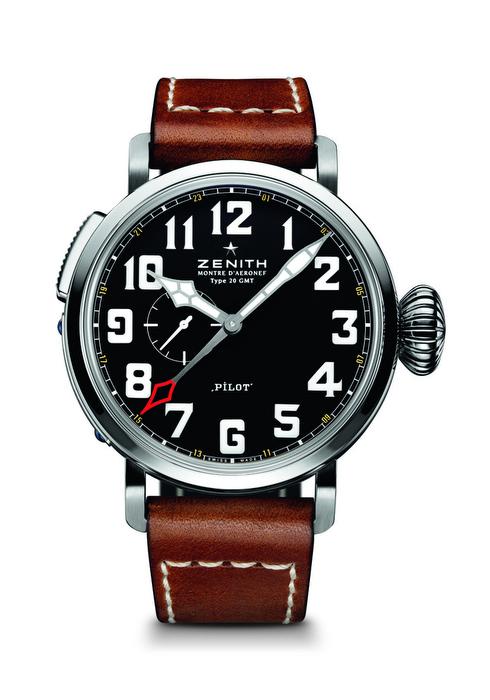 Pilot Reloj de Aeronave Type 20 GMT.