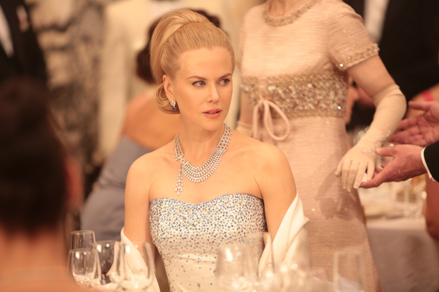 Nicole Kidman personifica a Grace de Mónaco.
