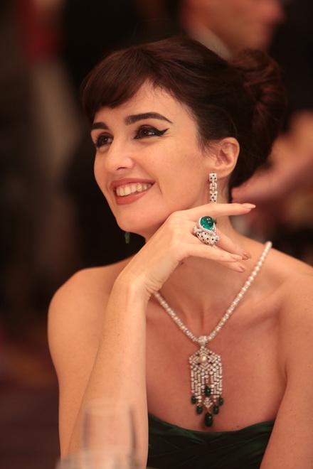 Paz Vega interpreta a la cantante Maria Callas.