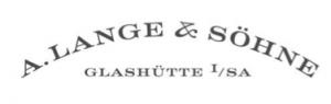 A. Lange und Sohne