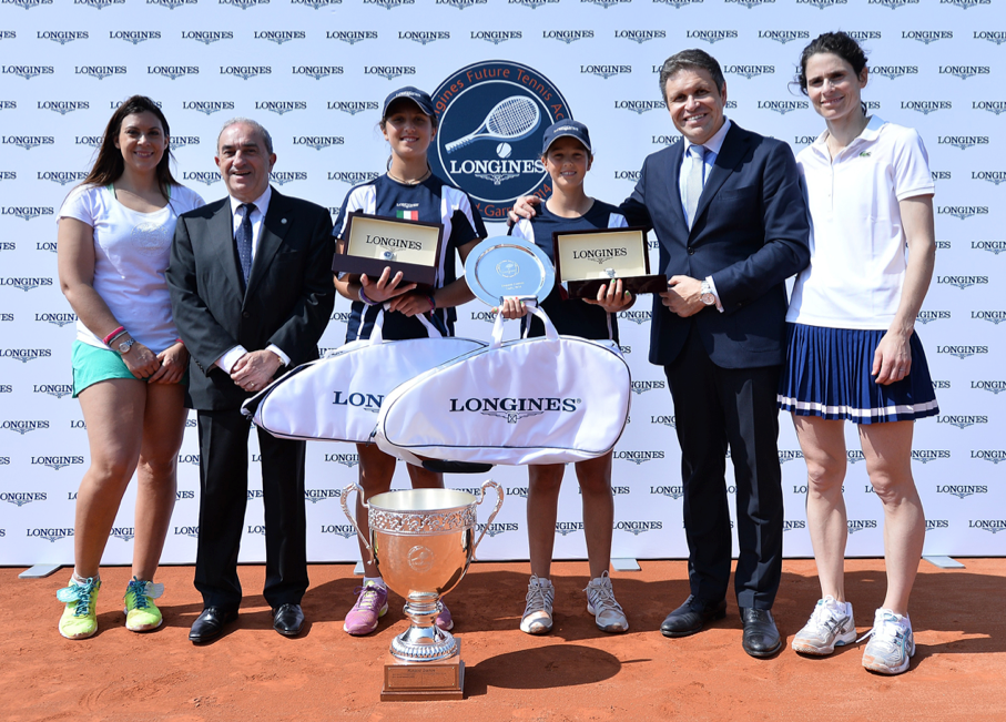 LONGINES FUTURE TENNIS ACES 2014