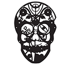 Fiona Kruger Skull _Logo_sml_4